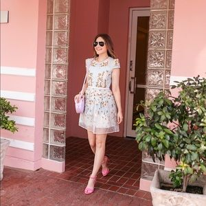 Embroidered Chicwish dress